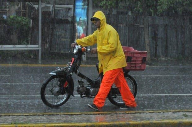 Onamet pronostica lluvias débiles para esta tarde