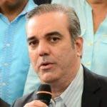 Luis Abinader. Fuente externa.