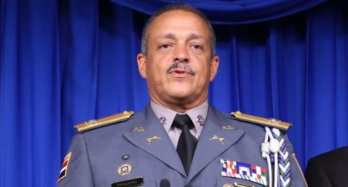 Director de la Policía revela ocuparon lista de lugares donde banda Percival Matos planificaba asaltos