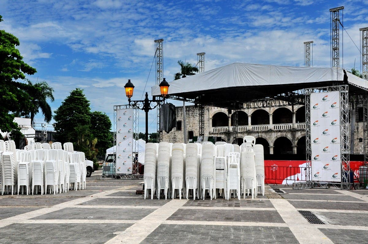 Ciudad Colonial celebra hoy  la Noche Larga de los Museos