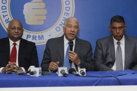 PRM inicia programa de restructuración y actualización de estructuras