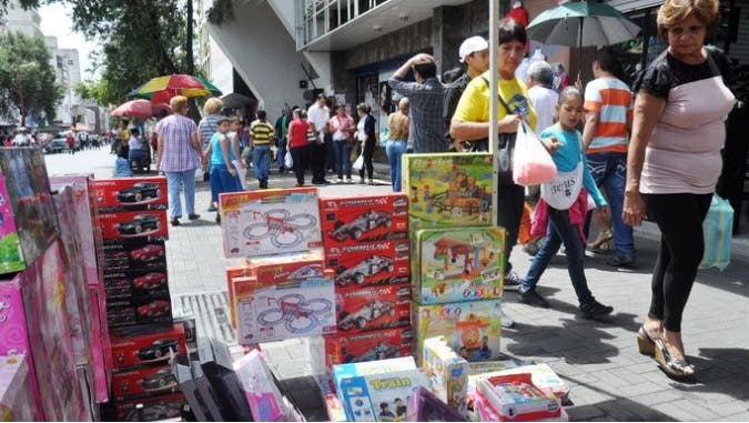 Venezolanos regalos