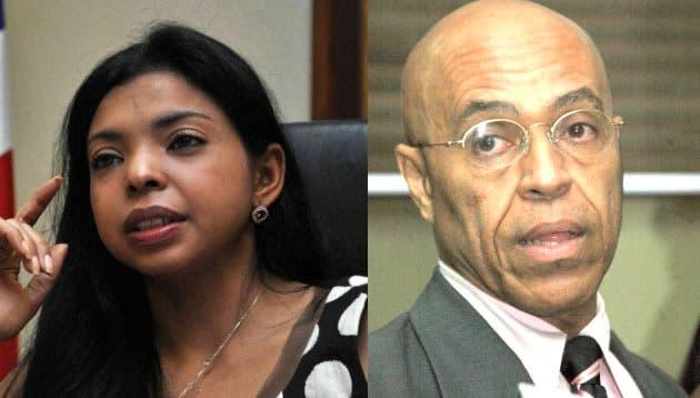 Fiscal del DN reclama otra vez a Sarita Valdez por difundir autopsia Percival Matos
