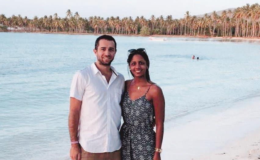 Por primera vez en la etapa democrática se casa la hija de un presidente  en pleno ejercicio del poder