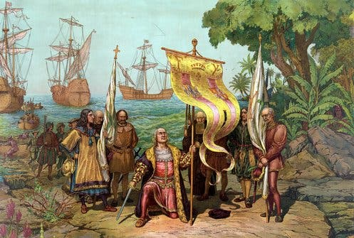 Un día como hoy fue descubierta la isla de Santo Domingo