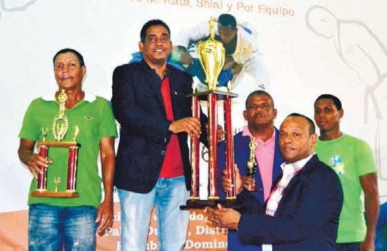 SJM gana torneo nacional de judo
