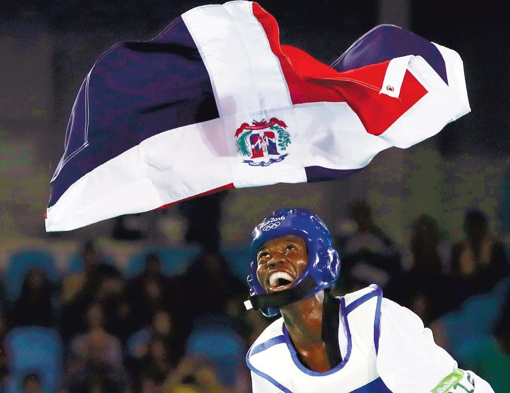 LUISITO PIE gana bronce olímpico
