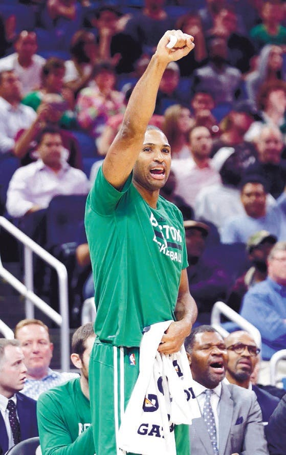 AL HORFORD Sobresale triunfo Celtics