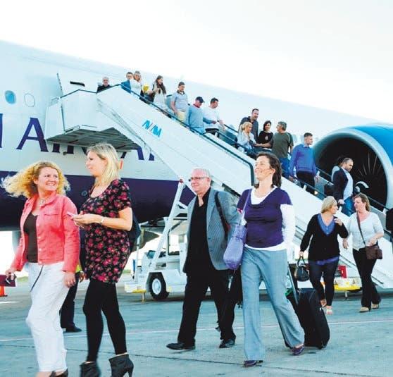 Asonahores y Acoprovi quieren atraer jubilados