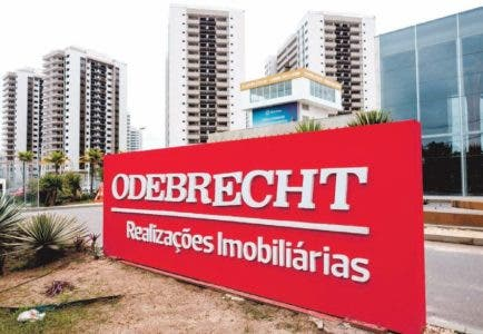 La constructora brasileña Odebrecht fue obligada la semana pasada a pagar 2,600 millones de dólares. AFP