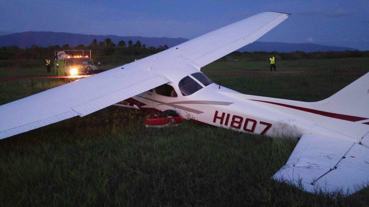 Un muerto y dos heridos al accidentarse avioneta en Constanza