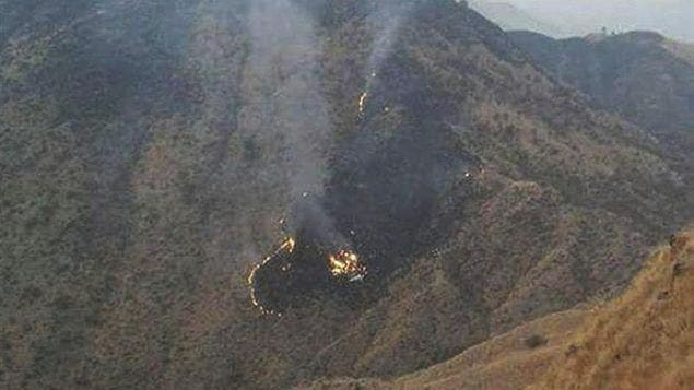 Recuperan 36 cadáveres del avión siniestrado en Pakistán con 48 personas