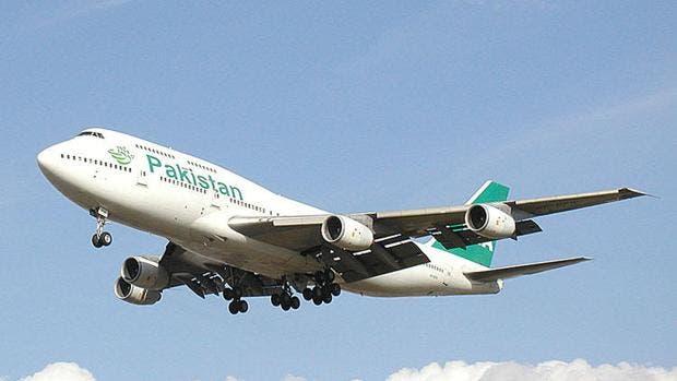 Un avión paquistaní se estrella con 47 personas a bordo