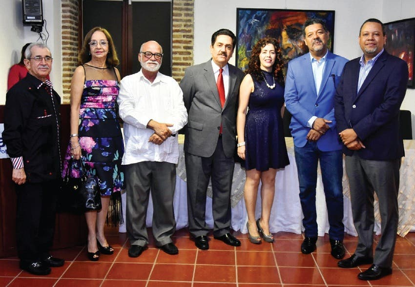 Coctel para premiar a galardonados por la Fundación Sabores Dominicanos
