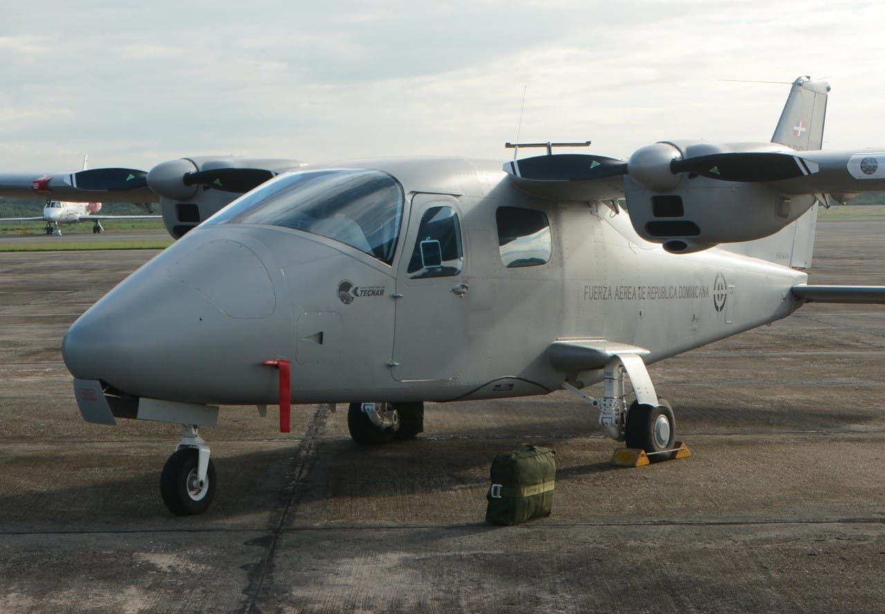 Gobierno compra avión para enfrentar el narcotráfico