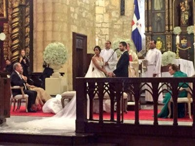 La boda de la hija del presidente Danilo Medina en fotos y videos