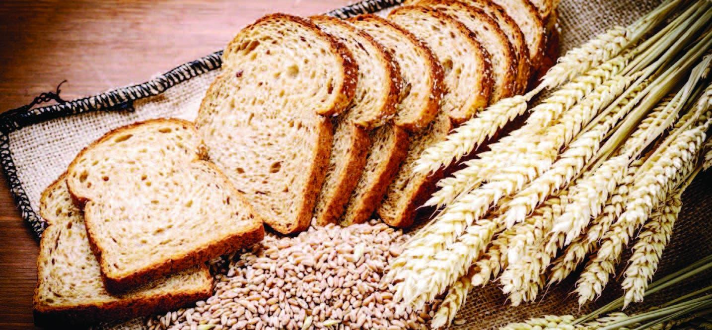 El verdadero pan integral, ¿cuál es?