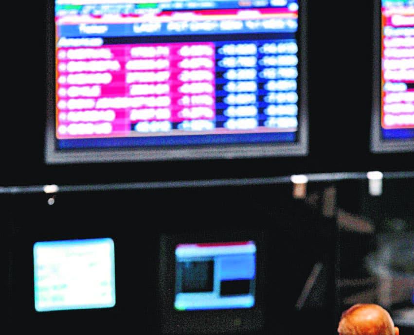 Las mayores alzas de acciones provienen mercados emergentes