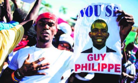 Exgolpista Guy Philippe se declara inocente en EU