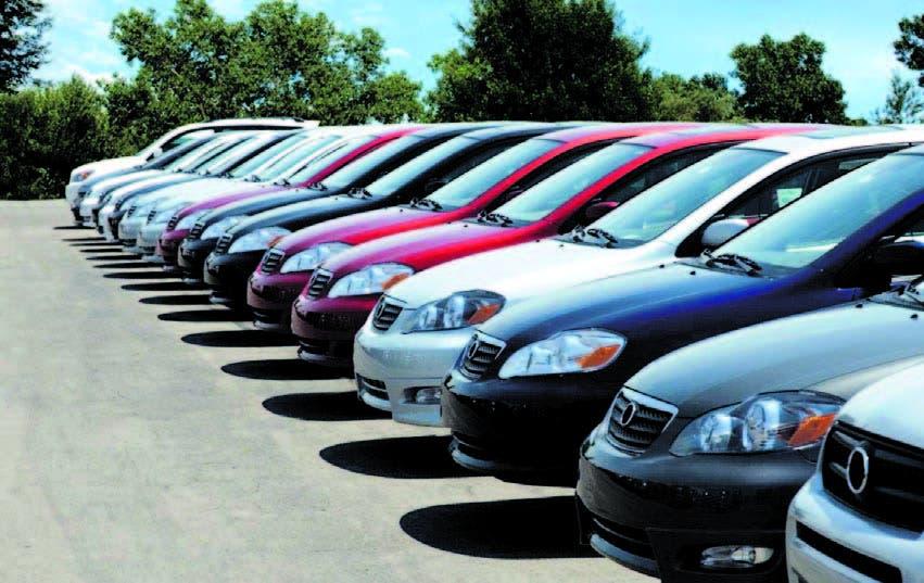 Importadores de vehículos usados y concesionarios a favor medidas DGA