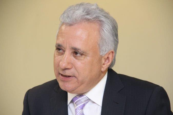 El empresario Antonio Taveras Guzmán.