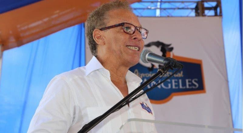Empresario Ángel Rondón/Foto: PresidenciaRD
