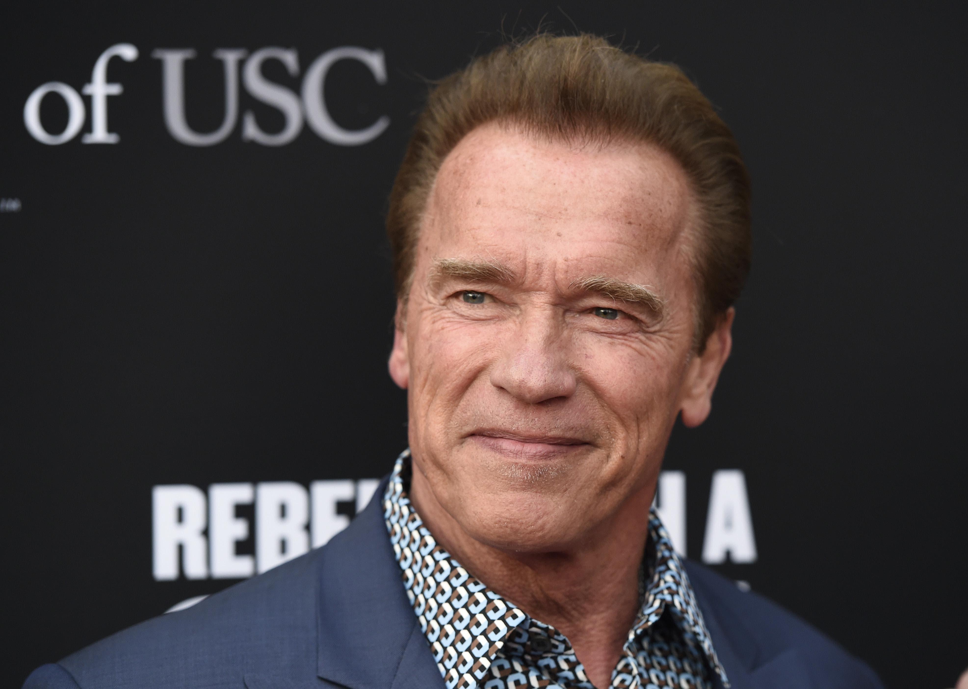 Schwarzenegger sucede a Trump en el programa «The Apprentice»