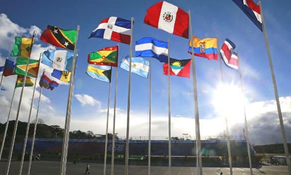 Bandera de diferentes países