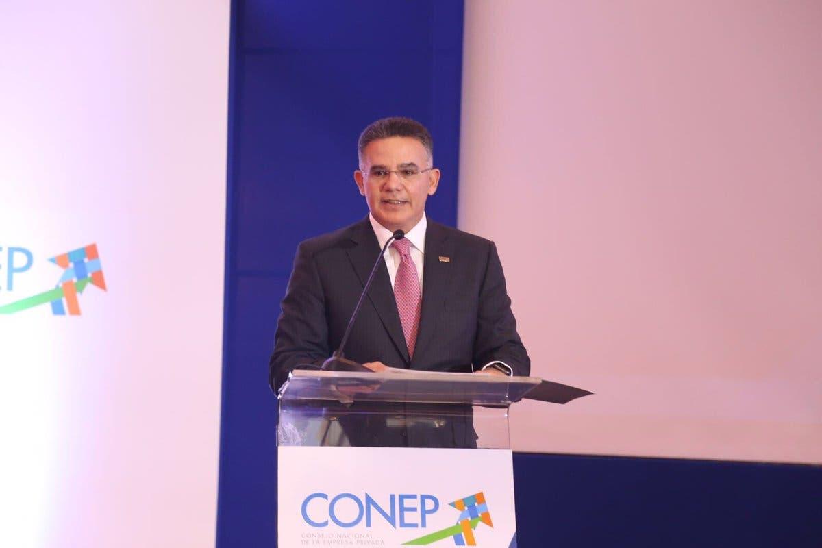 Nuevo presidente Conep llama a resolver problemas