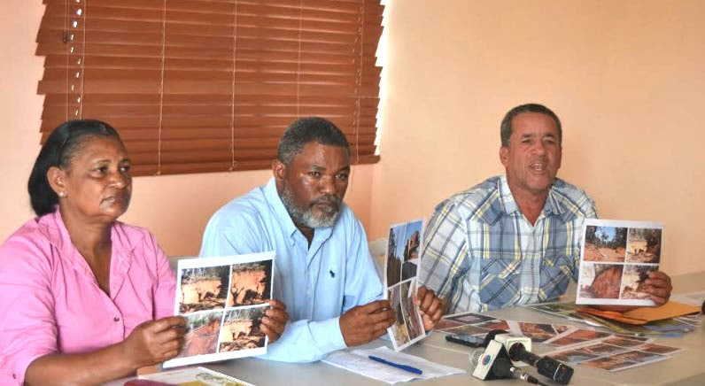 Campesinos reclaman extender plazo para desalojo Valle Nuevo