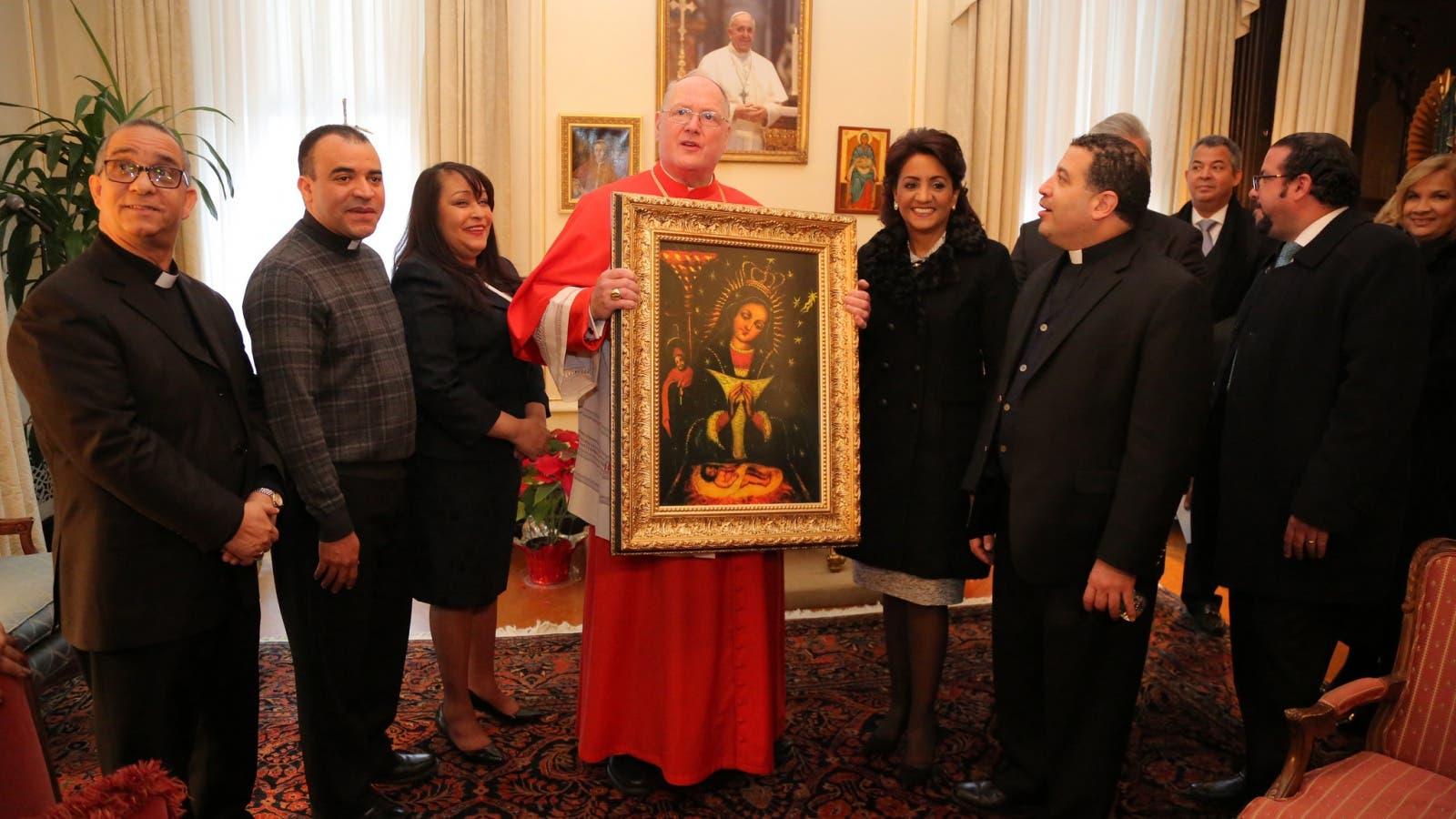 """Cardenal de Nueva York: """"Los dominicanos son un regalo de Dios para nosotros"""""""