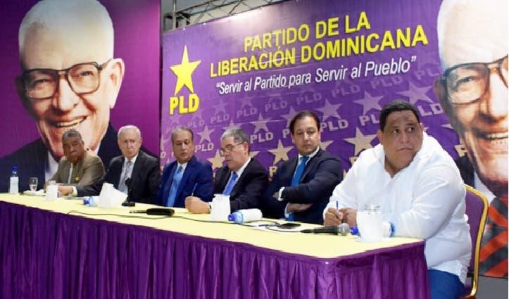 Alcaldes exponen propuestas sobre elección secretaría general de la LMD