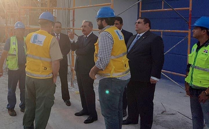 Danilo Medina en Ciudad Juan B