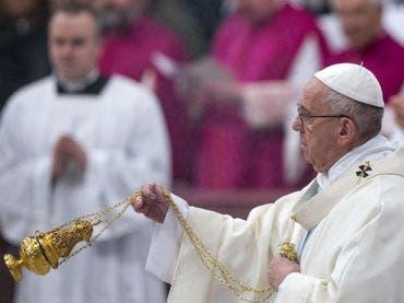 """El papa condena la """"orfandad espiritual"""" que """"corroe el alma"""" y porta """"vacío»"""