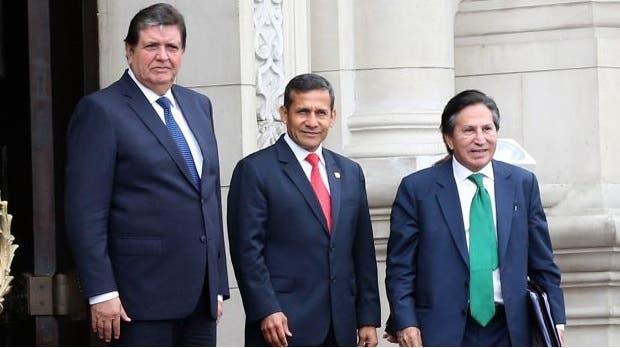 Expresidentes de Perú