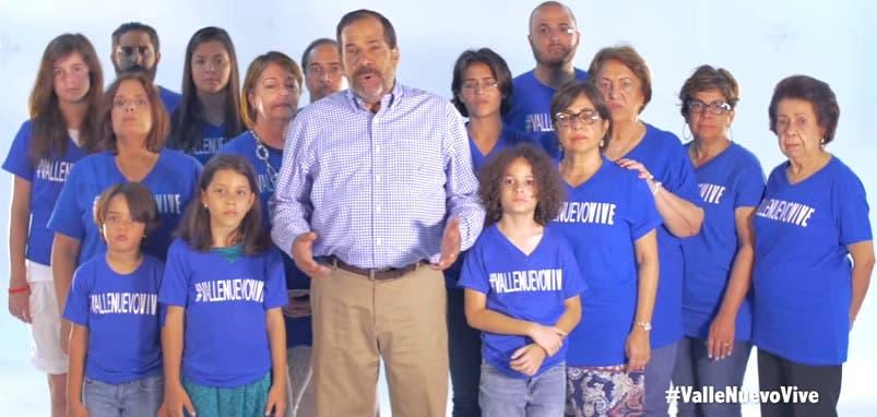 Familia Guzmán defiende títulos de propiedad y sus labores en Valle Nuevo