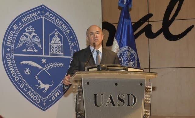 Domínguez Brito ve positivo fallo del TC rechaza instalación aserradero en Valle Nuevo