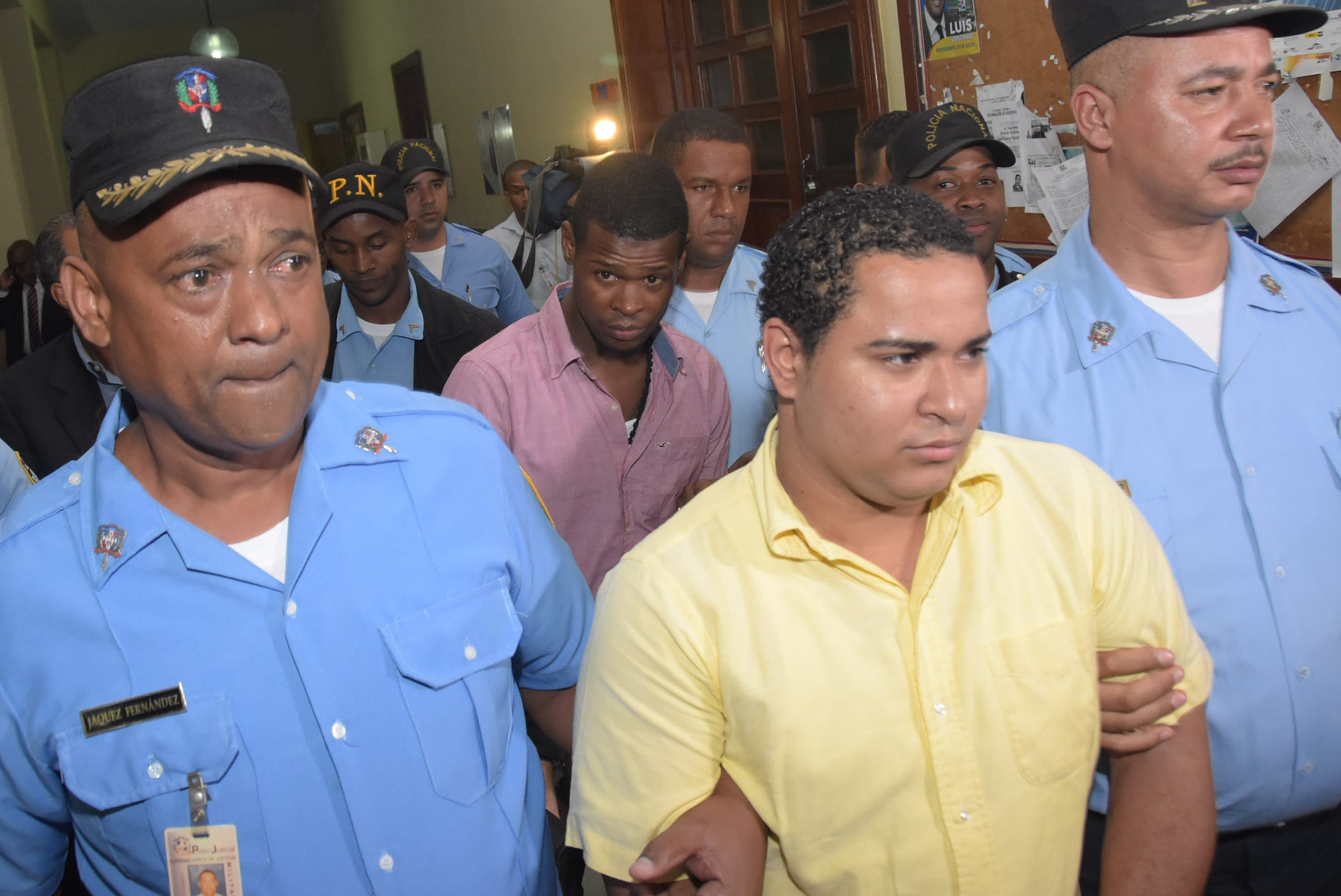 Dictan 20 años de prisión contra Brayan Peter Féliz Paulino, integrante de banda del fallecido John Percival