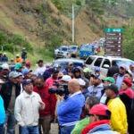 Presencia de militares en Valle Nuevo. Hoy/Fuente Externa 14/1/17