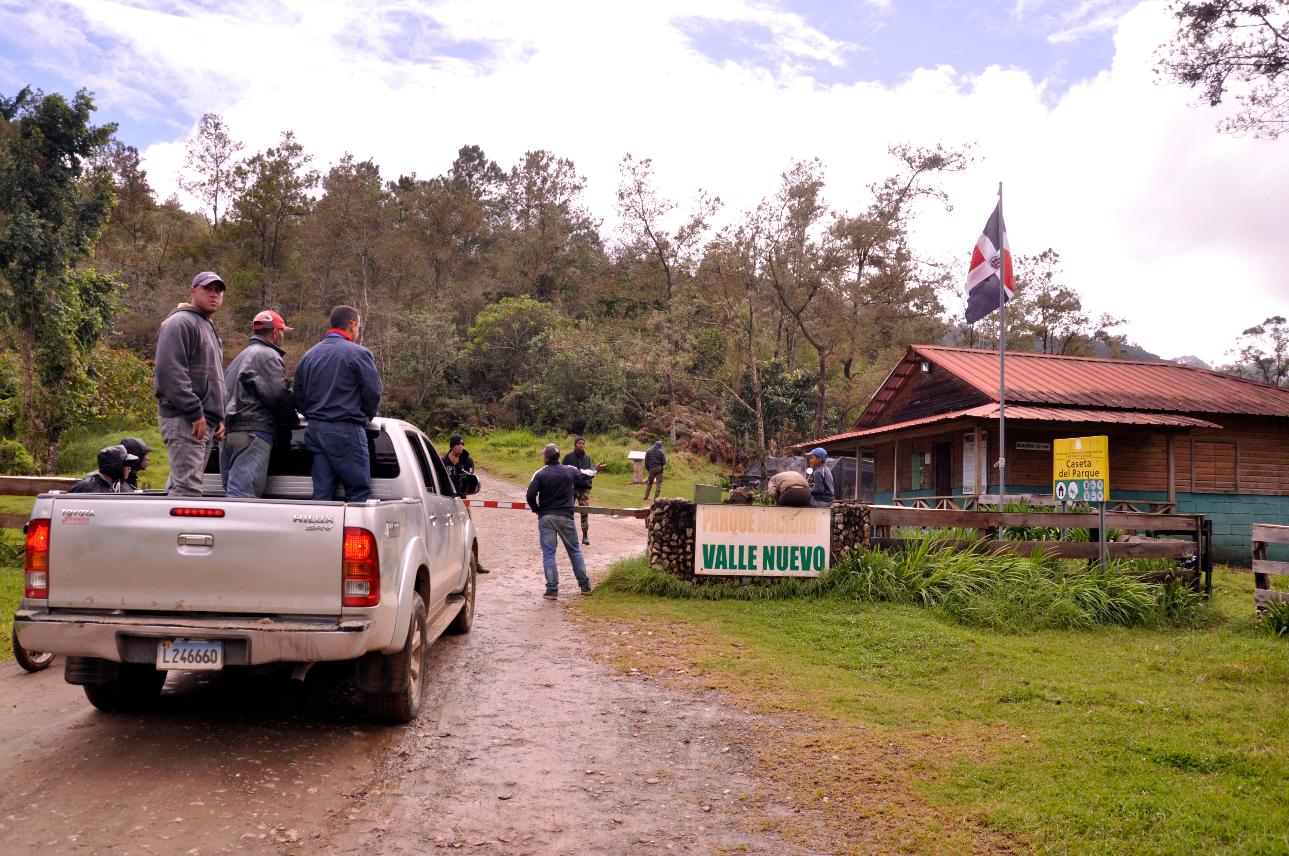TSA rechaza suspender desalojos de Valle Nuevo