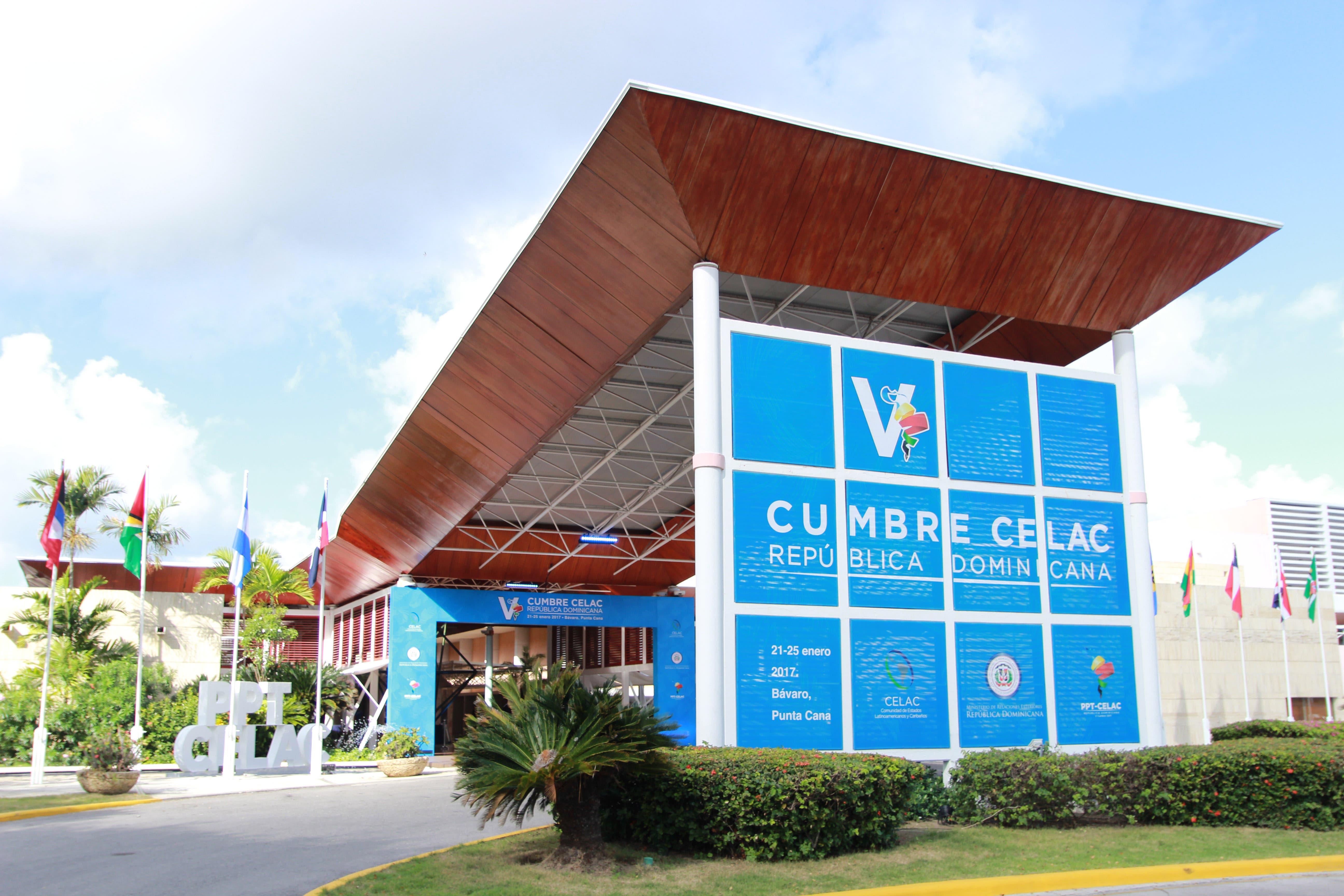 Cumbre Celac de presidentes inicia  hoy en Punta Cana