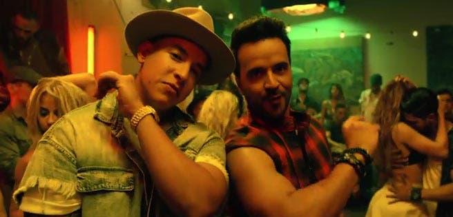 El hit «Despacito» de Luis Fonsi conquista el mercado anglo de EEUU