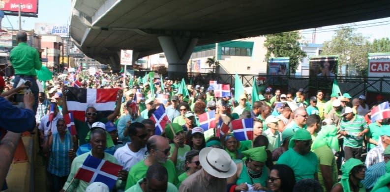 Organizadores de marcha piden al Procurador entrega de acuerdo con Odebrecht