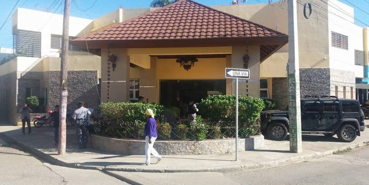 Rodean hotel Dajabón en busca de Brayan Peter Félix; Policía no encuentra nada