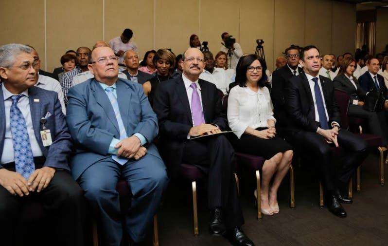 Participantes en el lanzamiento de Mi Barrio Soy Yo.