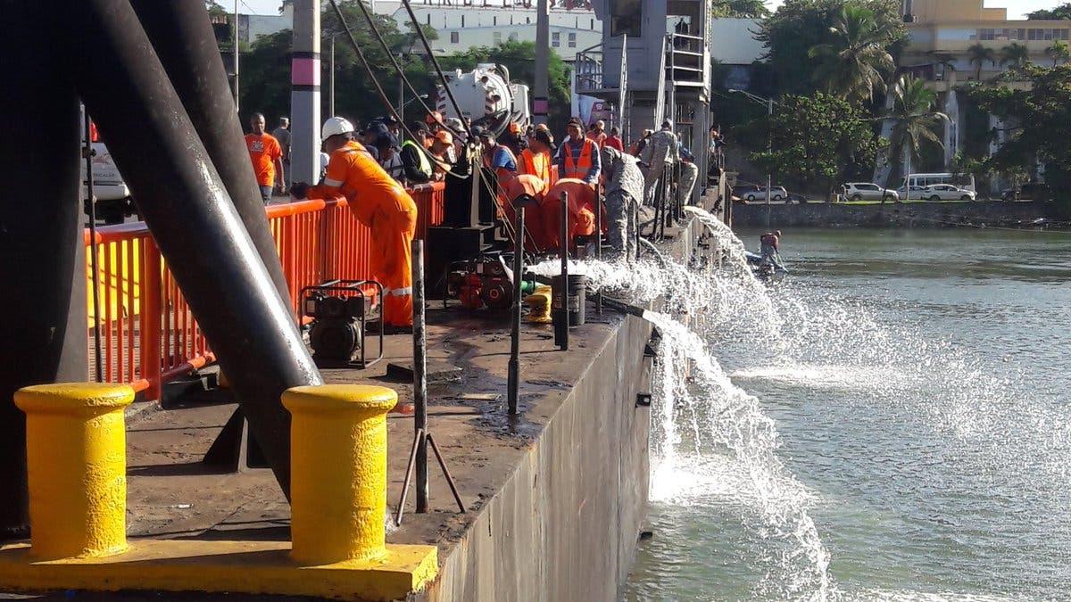 Cierran temporalmente Puente Flotante tras presentar avería