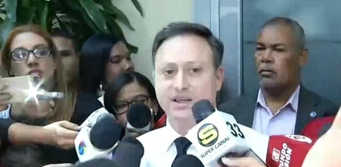 Caso Odebrecht: Procurador informa Ángel Rondón asegura recibió dinero por servicios, no por sobornos