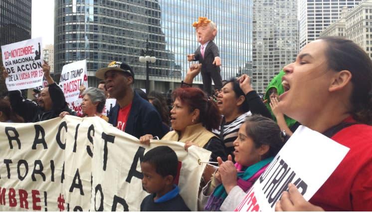 Un llamado a la unidad recorre México para enfrentar las políticas de Trump