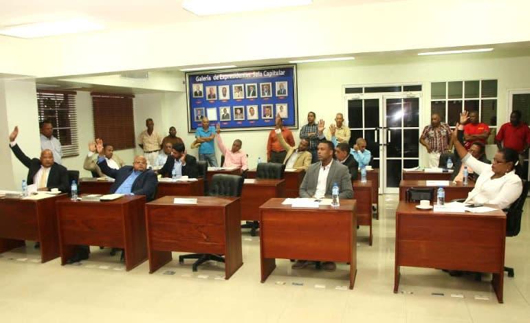 Cabildo de San Cristóbal aprueba Presupuesto 2017 ascendente a RD$349 millones