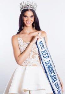La Miss República Dominicana, Sal García.